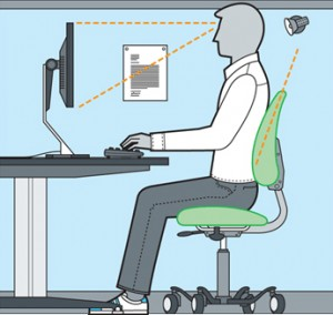ergonomic-desk-work-space